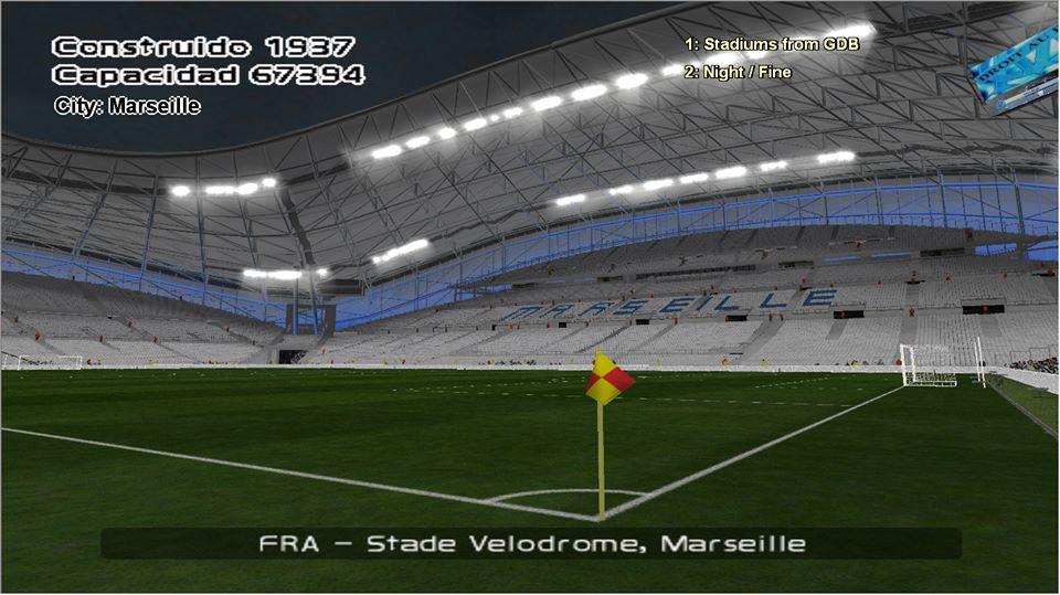 Marseille roulette pes 2019