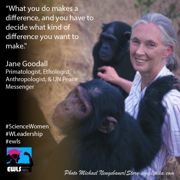 Jane Goodall Quotes: QUOTE: Jane Goodall