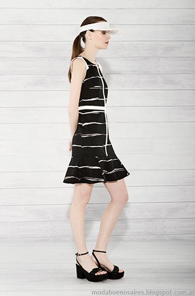 Carmela Achaval verano 2015 vestidos.