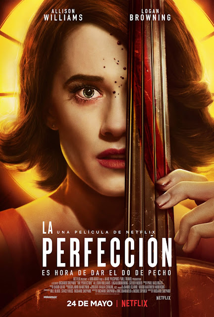 La perfección, Richard Shepard, Netflix, trailer