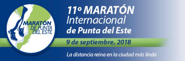 Maratón internacional de Punta del Este (Maldonado - Uruguay, 09/sep/2018)