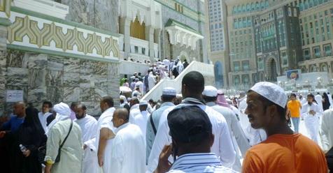 Menjual Kesengsaraan Rakyat Palestina di Makkah