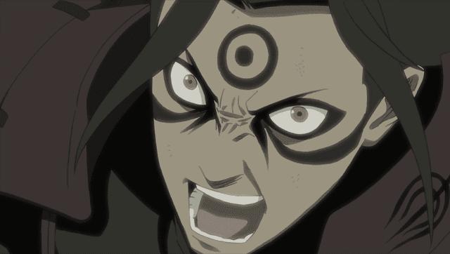 kematian hashirama