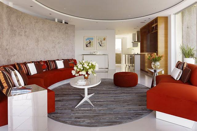 Nội thất phòng khách đẹp - mẫu số 10