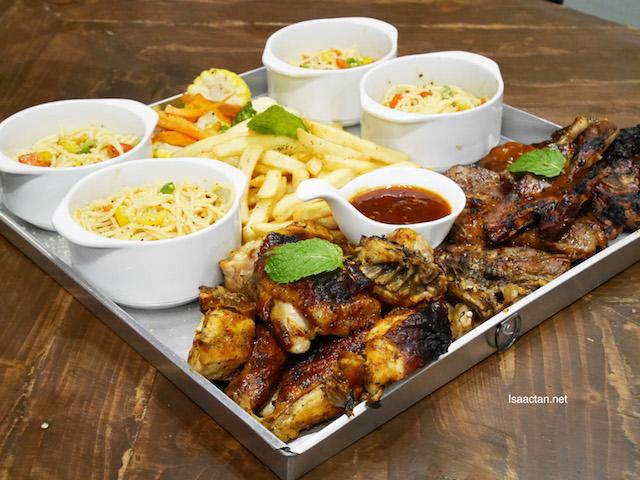 Meat Platter - RM99.90 (4pax), RM169.90 (8pax)