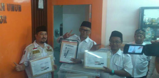 Lolos Daftar Caleg, Gerindra Siap Menangkan Prabowo