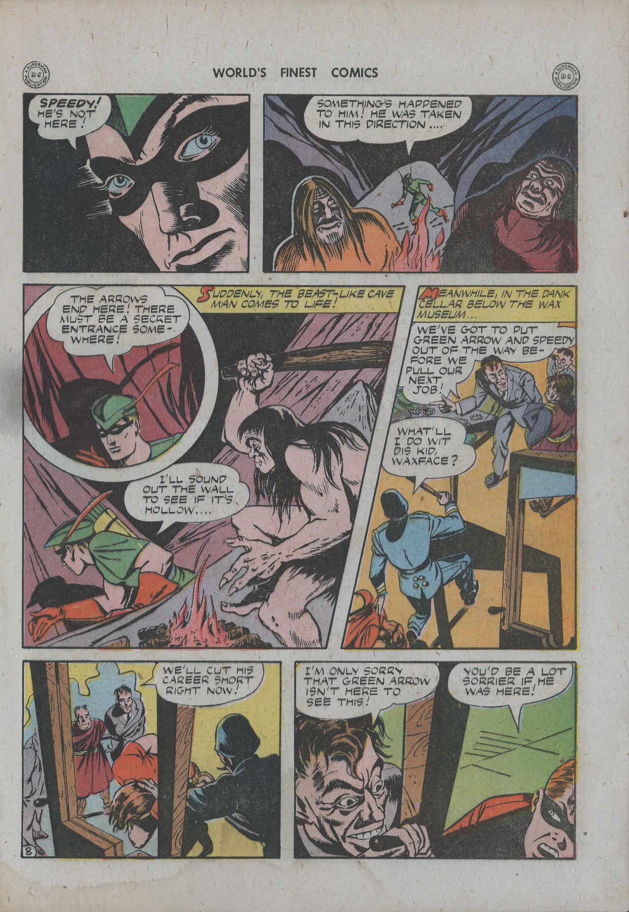 Read online World's Finest Comics comic -  Issue #15 - 44