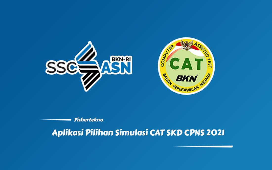 Aplikasi Simulasi CAT SKD CPNS Tahun 2021 Pilihan