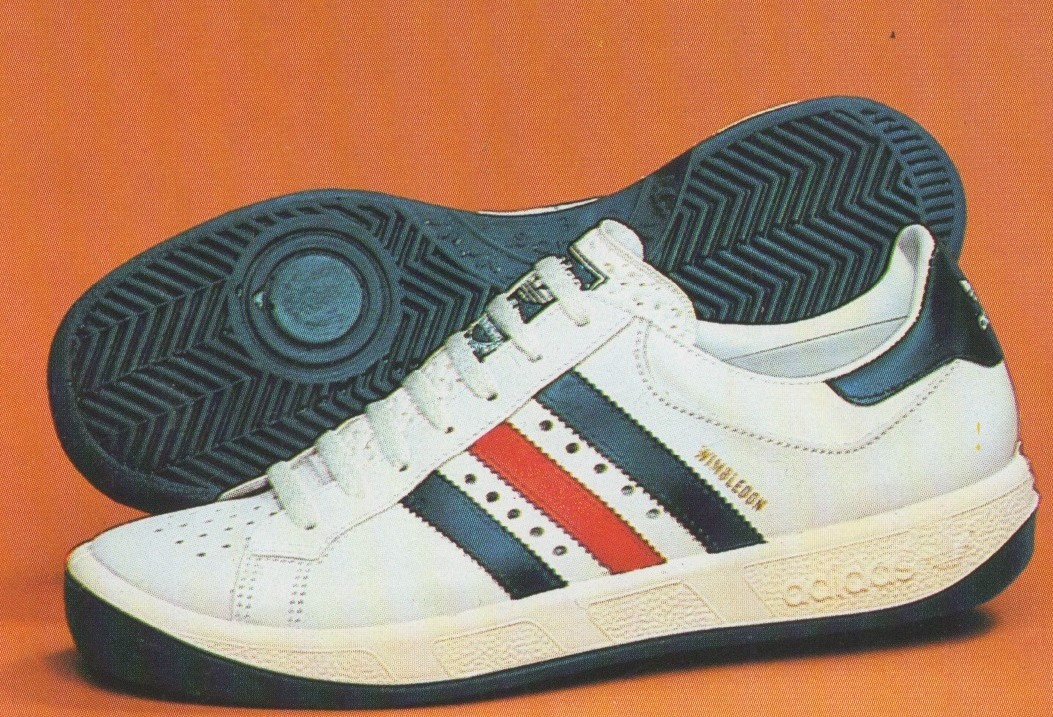 promo code a51f0 76dab ... coupon wimbledon from 1981. the shoe is now made in the yugoslavian  factory and the