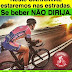Recado IMPORTANTE: Um Ciclista = Uma Vida!