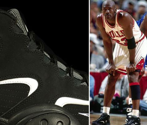 THE SNEAKER ADDICT  Story Behind Why Michael Jordan Wore Nike Flight One  Sneakers d7c5fdb0a