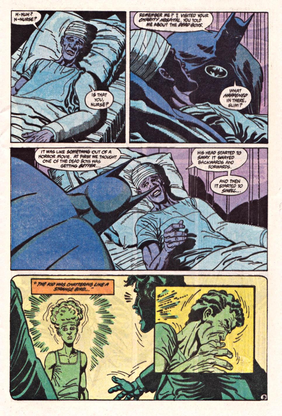 Detective Comics (1937) 640 Page 3