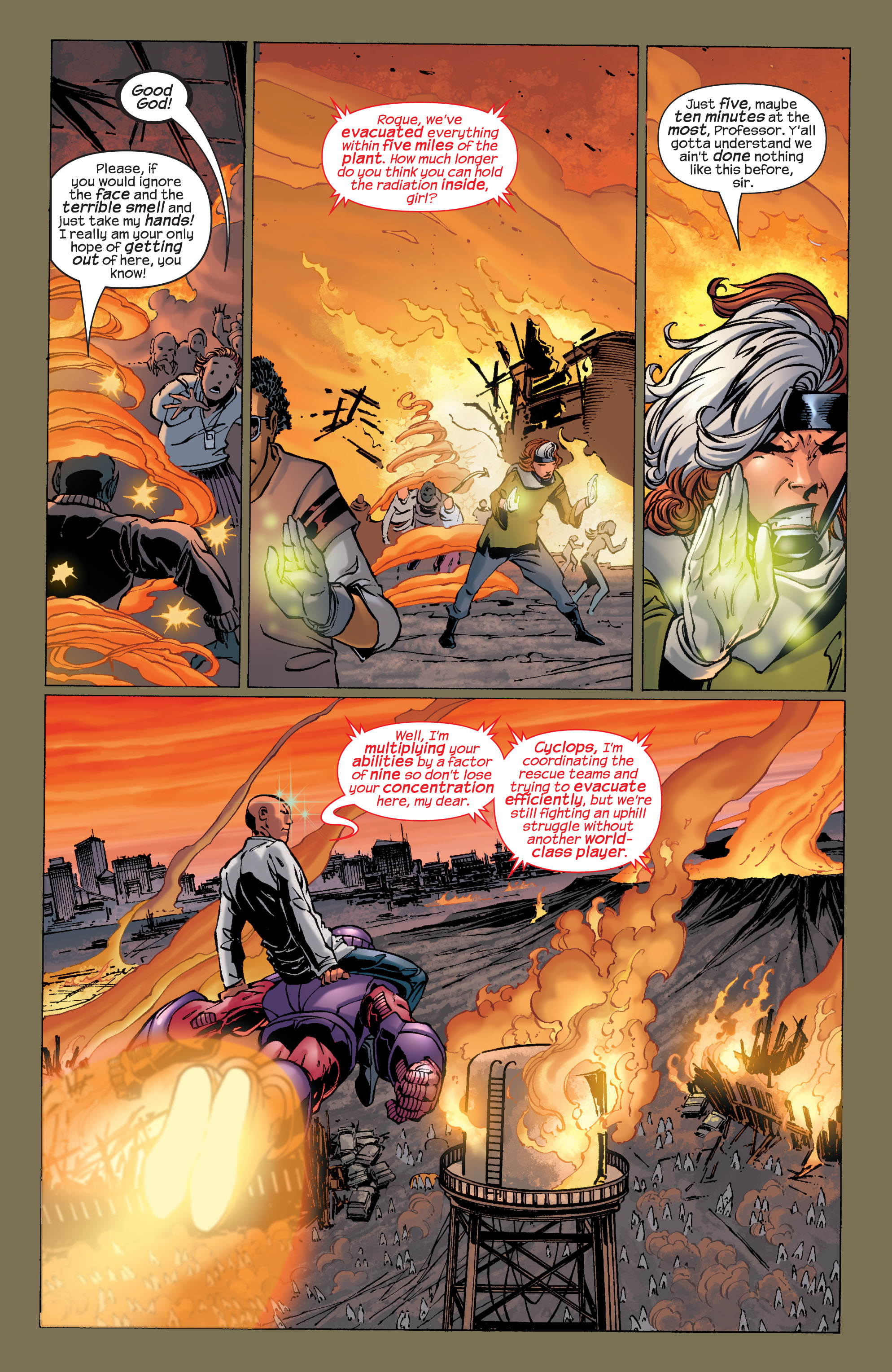 Read online Ultimate X-Men comic -  Issue #31 - 18