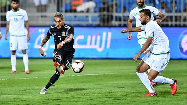 188BET nhận định Argentina vs Iraq, 00h45 ngày 12/10
