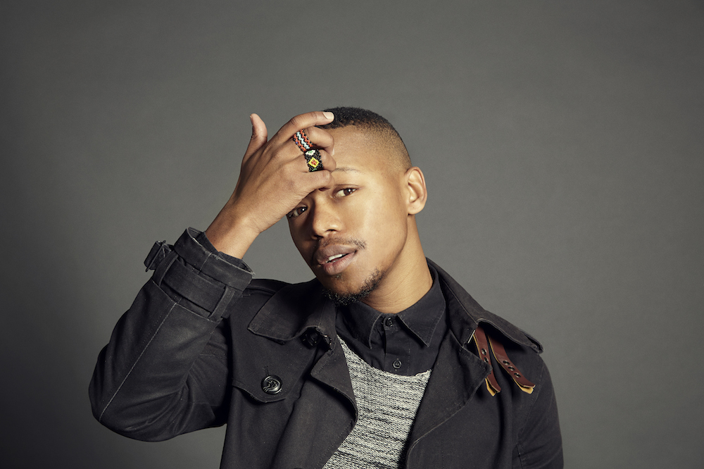 Image result for South African artist Nakhane Touré