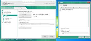 Cara Setting Antivirus Server Untuk Update Database Antivirus Kaspersky Offline