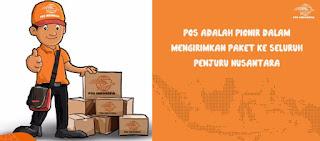 Lowongan Kerja Pos Indonesia Tingkat SMA D3 S1