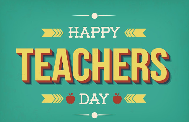 Teachers Day 2017 Quotes, Wishes, Messages & Pictures