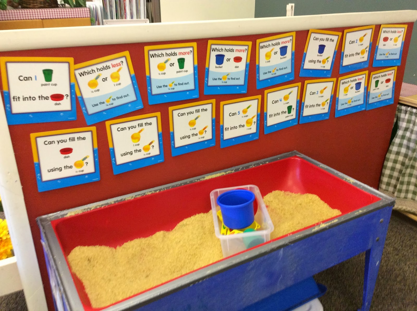 Kindergarten Kiosk Measurement