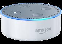 Castiga o boxa portabila Amazon Echo Dot