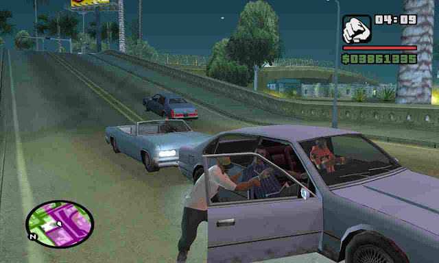 grand theft auto  pc free full version