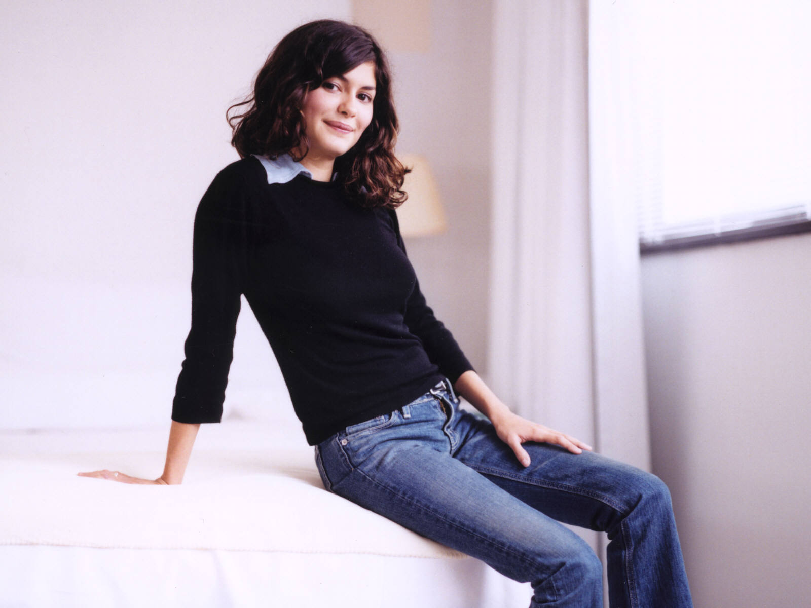 Cute Ashanti Wallpaper Audrey Tautou Hot Pictures Photo Gallery Amp Wallpapers