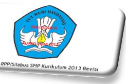RPP SMP Kurikulum 2013 Revisi