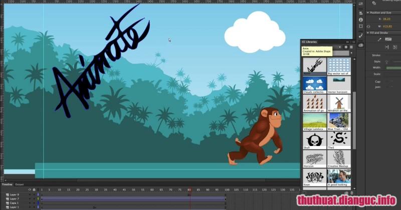 Download Adobe Animate CC 2019 v19.2.0 Full Crack, Phần mềm hoạt hình hàng đầu, Adobe Animate CC, Animate CC 2019, Animate CC 2019 free download, Animate CC 2019 full key