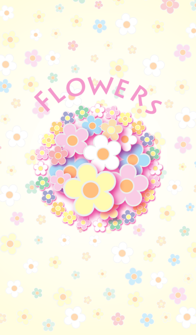 A lot of flowers 4.1
