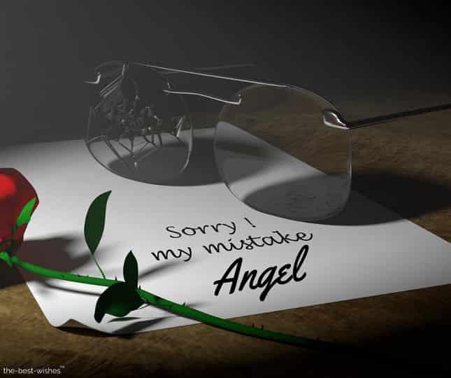 sorry my mistake angel