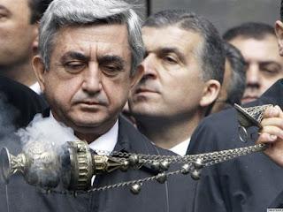 Sarkisyan yenidən