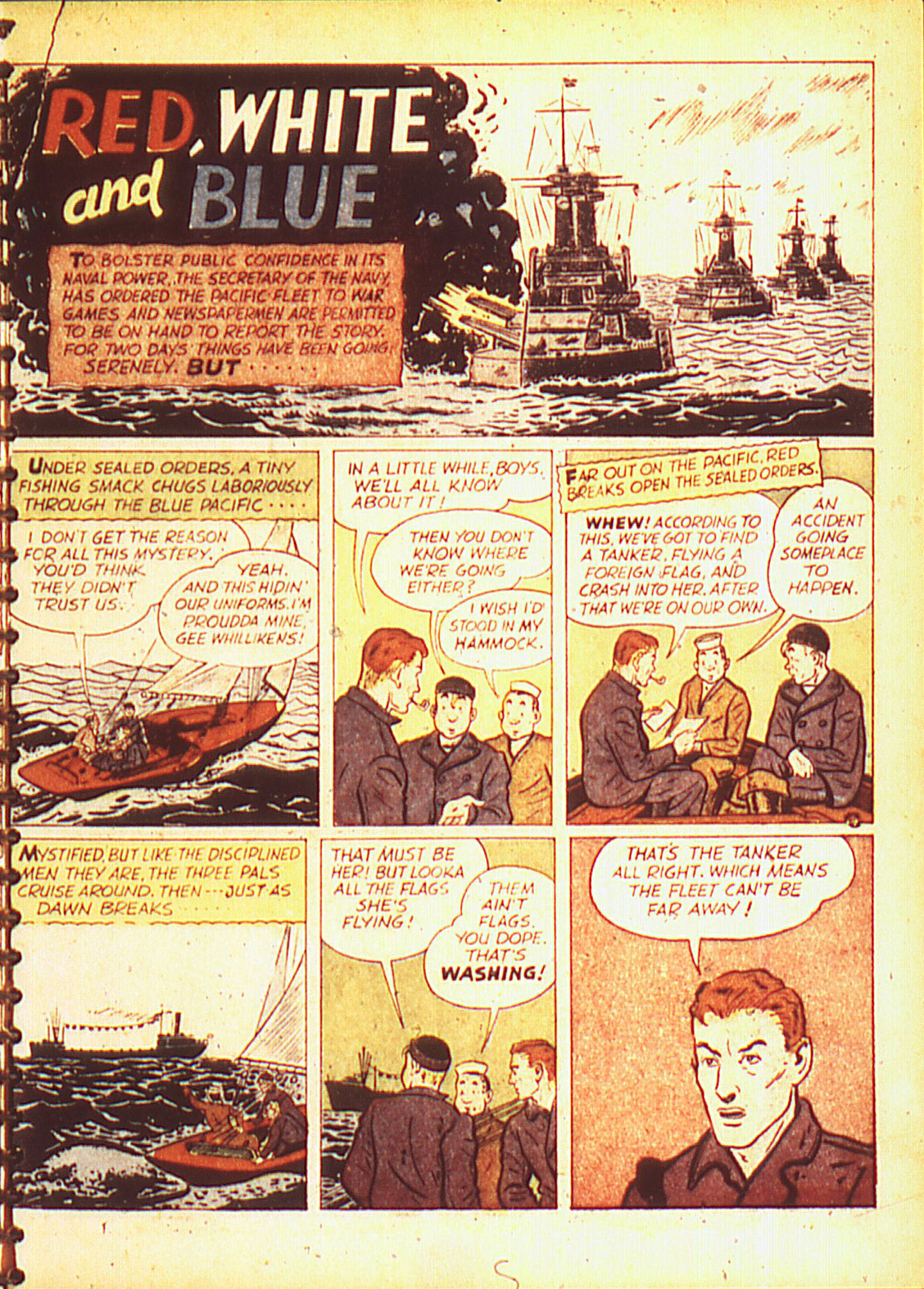 Read online All-American Comics (1939) comic -  Issue #16 - 21