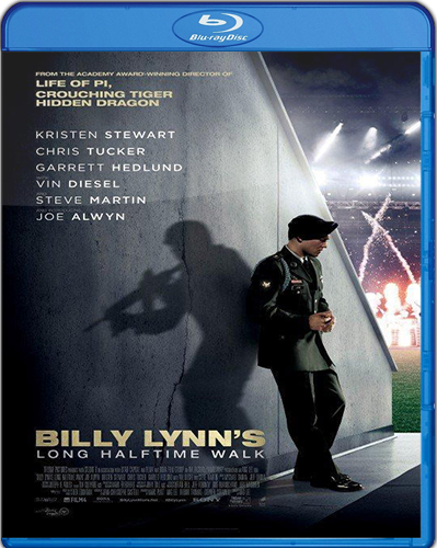 Billy Lynn's Long Halftime Walk [2016] [BD25] [Subtitulado]