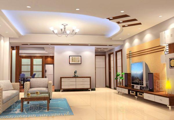 Nội thất cao cấp chung cư Thanh Xuân Complex