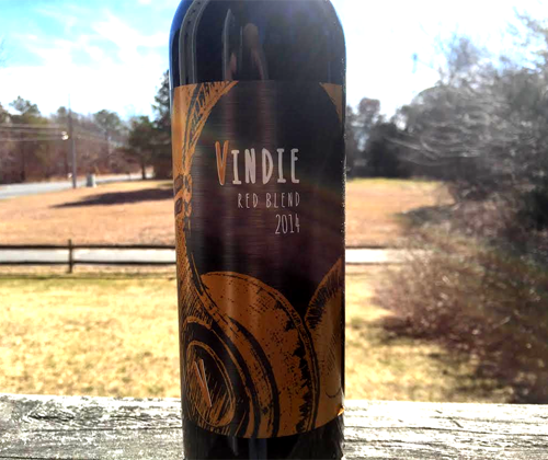 Vindie California 2014 Red Blend