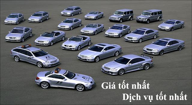 Dòng xe Mercedes đã qua sử dụng giá tốt nhất