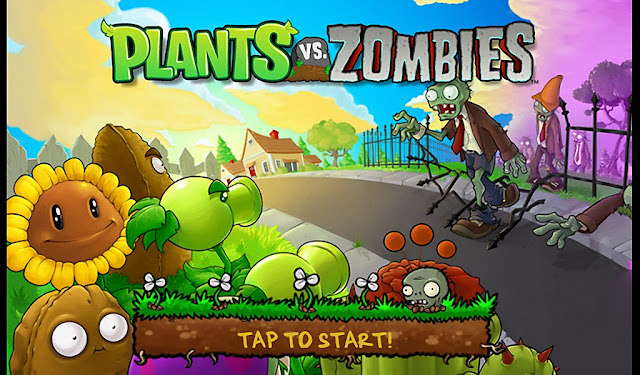 Game Plants vs. Zombie 2