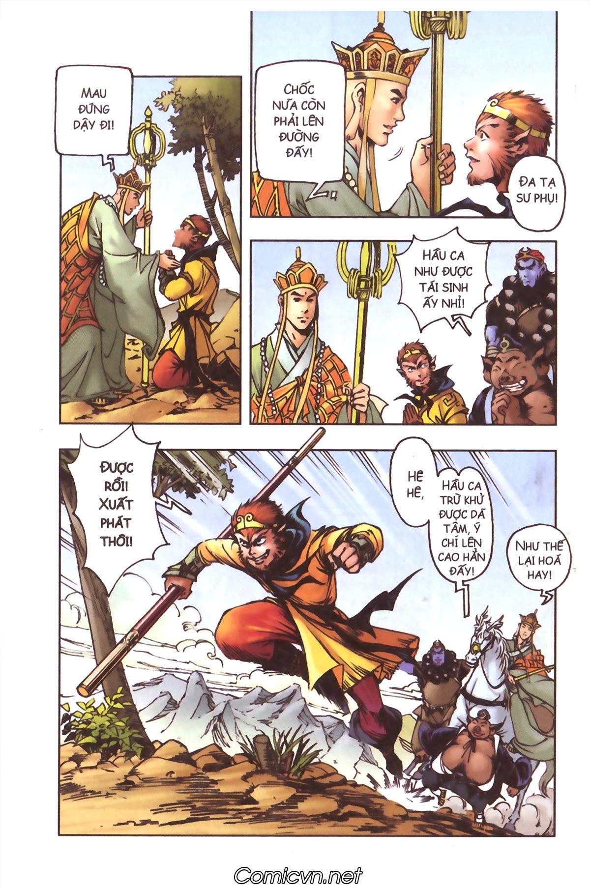 Tây Du Ký màu - Chapter 104 - Pic 43