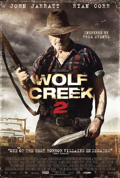 Poster Of Wolf Creek 2 2013 720p BRRip Dual Audio