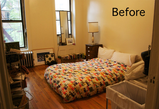 Smartgirlstyle bedroom makeover putting it all together for Master bedroom design ideas on a budget