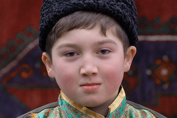 Central Asia: Genocide of millions Caucasoid by Mongoloid ...
