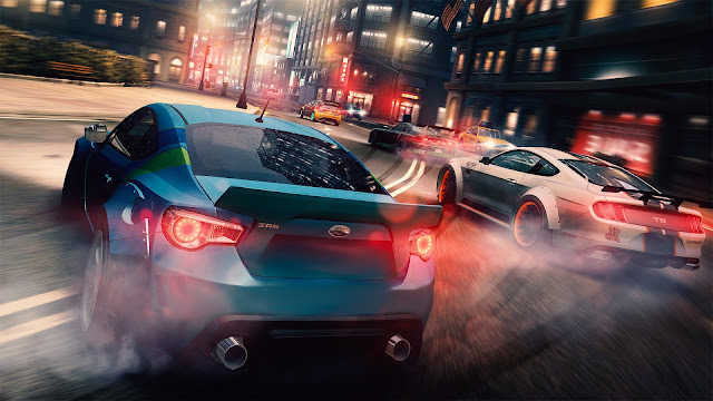 Top Five Need For Speed World Apk - Circus