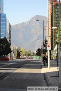 andando por Santiago