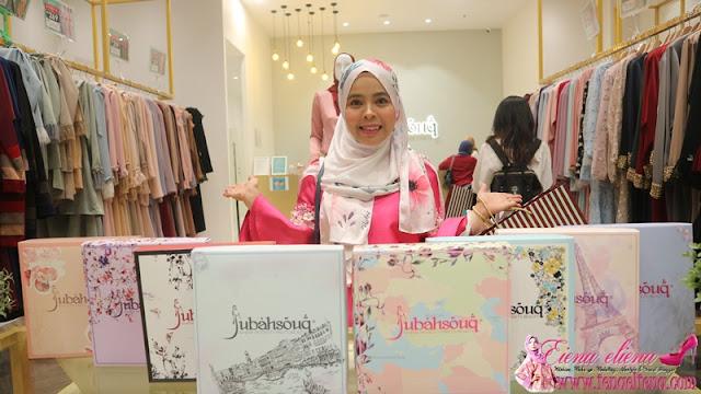 Jubahsouq Melawati Mall