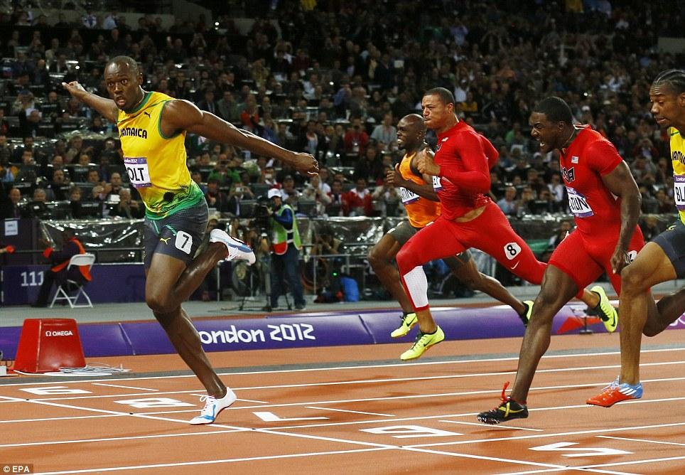 Usain Bolt London 2012 Olympics | High Quality Images