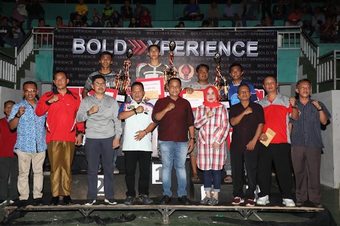Kejuaaraan Bola Voli Ketum KONI Lampung Selatan Resmi Ditutup, Nanang Apresiasi Atlet Kecamatan