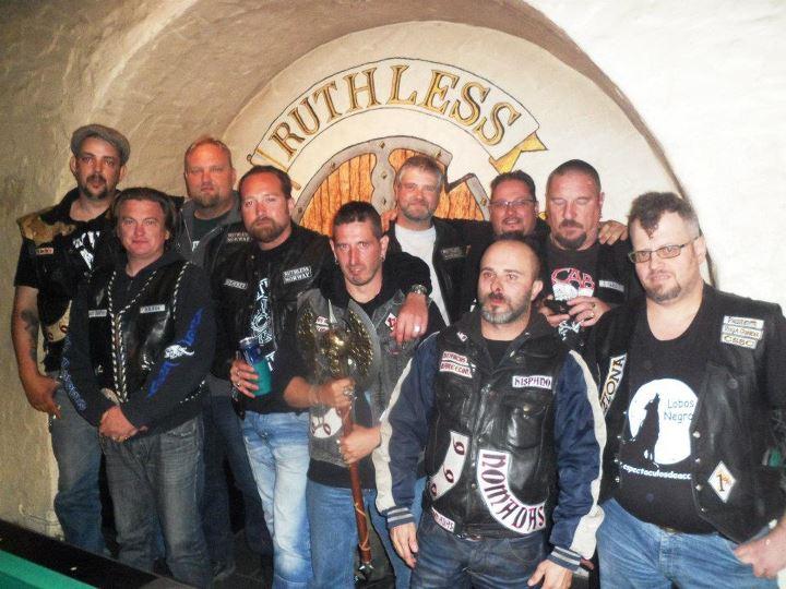 DIABLOS M.C.: 19º ANNIVERSARY DIABLOS MC CIUDAD CONDAL |Diablos Motorcycle Club Mentone