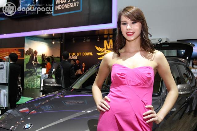Model Cantik IIMS
