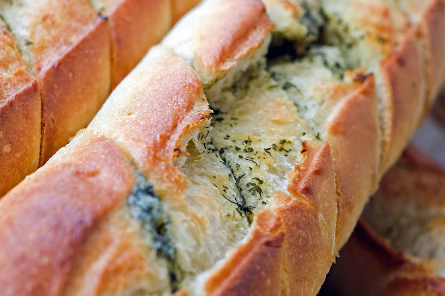 pão alho caseiro
