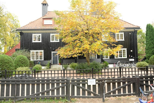 Oslo slot